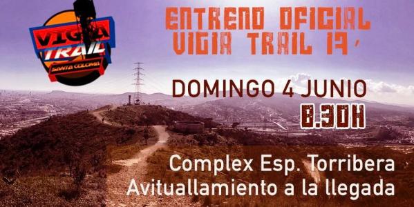 Reconocimiento Vigía Trail 2017
