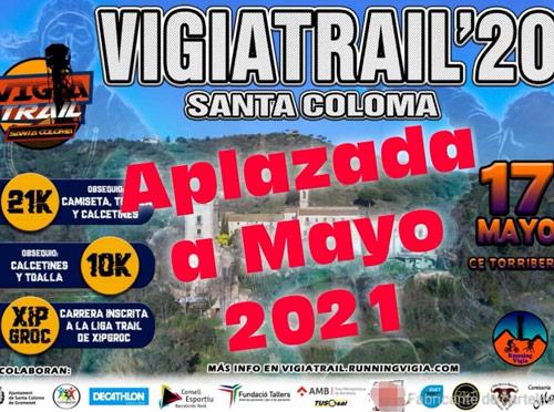 Comunicado oficial: cursa aplazada a Mayo 2021