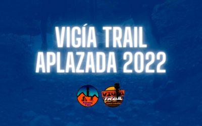 Comunicado oficial: Vigía Trail aplazada a Mayo 2022
